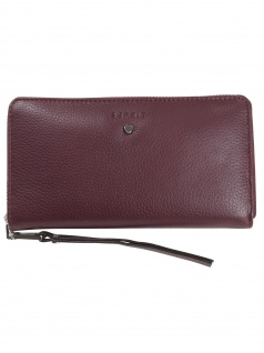 Esprit Damen Geldbörse Portemonnaies Honey Zip Rot 118EA1V029-600 - Vorschau 1