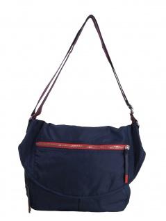 Esprit Damen Tasche Schultertasche Izumi shoulderbag Blau 029EA1O020