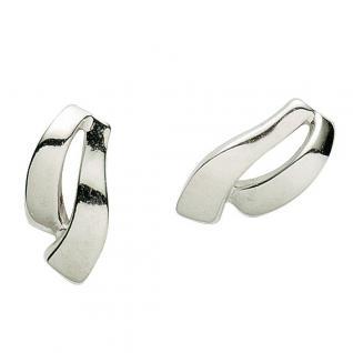 Basic Silber 01.1125 Damen Ohrstecker Silber