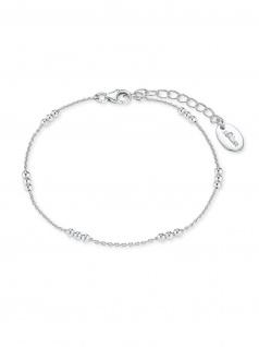 s.Oliver 2021022 Damen Armband Sterling-Silber 925 Silber 20 cm