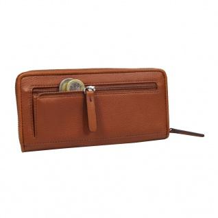 Esprit Geldbörse Tate Casual Zip Braun Damen Börse 067EA1V003-E220 - Vorschau 4