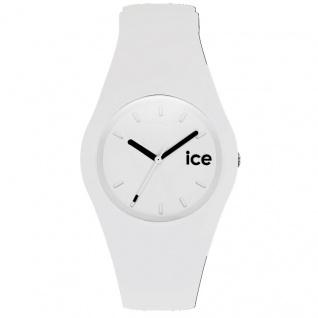 Ice-Watch ICE.WE.U.S.15 Ice OLA White Unisex Uhr Damenuhr weiß