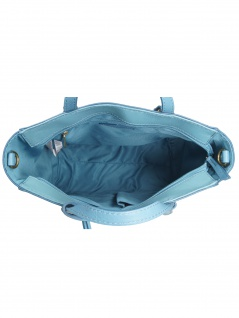 Fossil Rucksack Tasche Camilla SML Backpack ca. 10L Blau ZB7667-981 - Vorschau 2