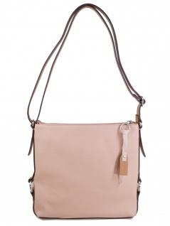Esprit Damen Handtasche Tasche Schultertasche Cheryl Shoulderbag Rosa