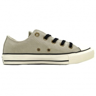 Converse Damen Schuhe CT Ox Parchment Grau 149485C Sneakers Gr. 36, 5