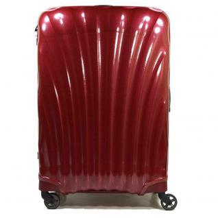 Samsonite 73352-1726 Cosmolite Spinner 81cm Rot Trolley Koffer 123 L