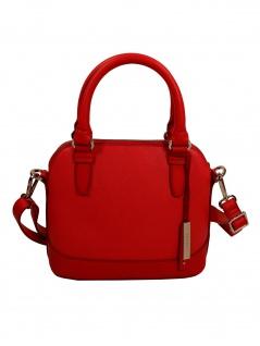Esprit Akira Handbag Hand Schulter Tasche 127EA1O053-E640 Rot