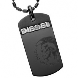 Diesel DX0004 Herren Collier DX 0004 Stahl