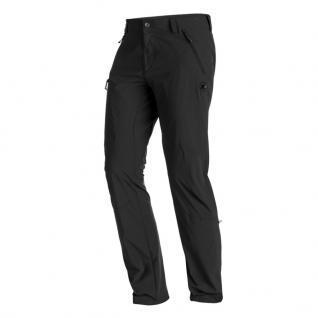 Mammut Herren Outdoor Hose Runbold Pants Men Schwarz Wanderhose 48