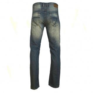M.O.D Herren Jeans Hose Cornell Slim Crystal blue Blau Gr. 30W / 32L - Vorschau 2