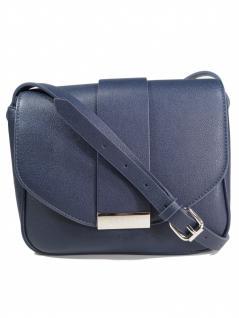 Esprit Damen Handtasche Tasche Schultertasche Carmen shoulderbag Blau