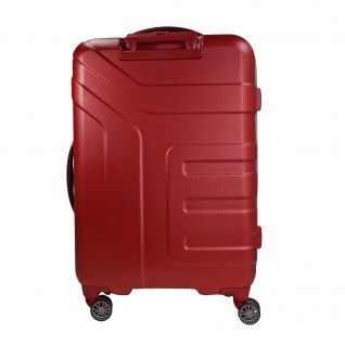 Travelite Vector 4 Rollen Rot 55 cm Trolley 40 L Koffer 72047-88 5