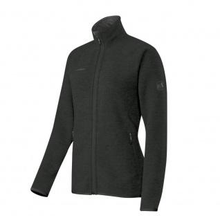 Mammut Jacke Damen Arctic Jacket Grau Funktionsjacke Fleece XL