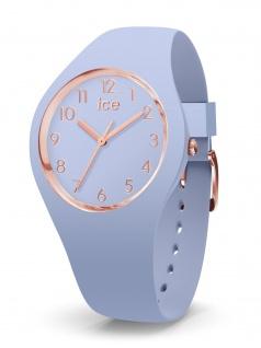 Ice-Watch 015329 ICE glam colour sky small 3H Uhr Damenuhr Blau