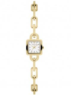LIEBESKIND LT-0139-MQ Uhr Damenuhr Edelstahl Gold