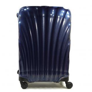 Samsonite 56767-1598 Lite-Locked Spinner 75cm Blau Trolley Koffer 93 L