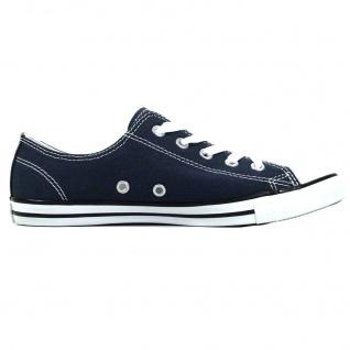 Converse Damen Schuhe CT Dainty Ox Blau 537649C Sneakers Chucks 42