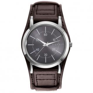 Esprit ES906582003 esprit-tp90658 dark brown grey Uhr Damenuhr braun