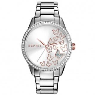 Esprit esprit-tp10908 silver Uhr Damenuhr Edelstahl silber