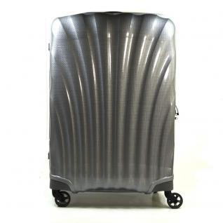 Samsonite 73351-1776 Cosmolite Spinner 75cm Silver Trolley Koffer 94 L