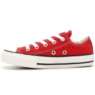 Converse Schuhe All Star Ox Rot M9696 Sneakers Chucks Gr. 44