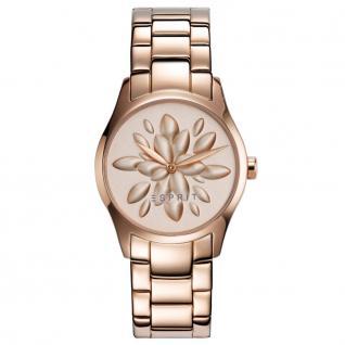 Esprit esprit tp-10889 rosé gold Uhr Damenuhr vergoldet rosé