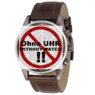 Fossil Uhrband LB-FS4309 Original Lederband für FS 4309