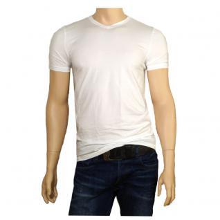 Eterna Herren T-Shirt Kurzarm Shirt AC/800/00 Bodywear Weiß Gr. XXL