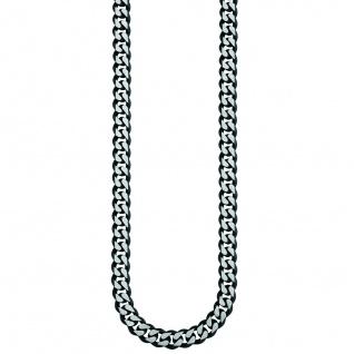 s.Oliver SO1206/1 Herren Kette Edelstahl schwarz 50 cm