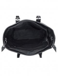 Esprit Damen Handtasche Tasche Henkeltasche Nina City Bag Schwarz - Vorschau 2