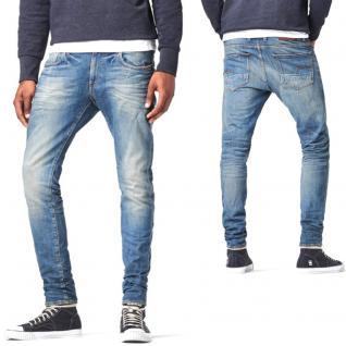 G-Star Herren Jeans Hose Revend Super Slim Blau Gr. 34W / 32L