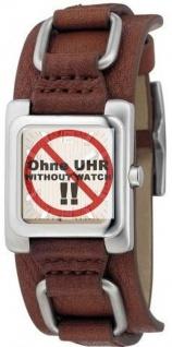 Fossil Uhrband LB-JR9798 Original Lederband JR 9798