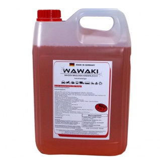 5 Liter Konzentrat Wawaki rot Innen-Außen-Felgenreiniger (7, 99/Liter)