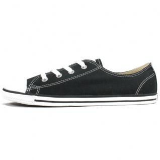 Converse Damen 530054C Schuhe CT Dainty Ox Schwarz 530054C Damen Sneakers 38, 5 88f999