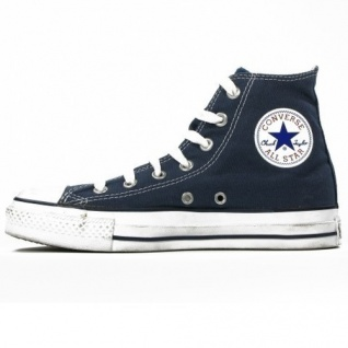 Converse Damen Schuhe All Star Hi Blau M9622C Sneakers Chucks Gr. 37