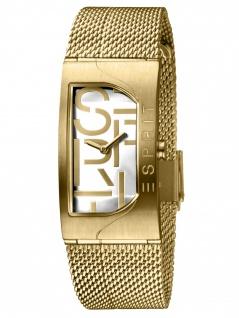 Esprit ES1L046M0035 Houston Bold Silver Gold Damenuhr Edelstahl Gold