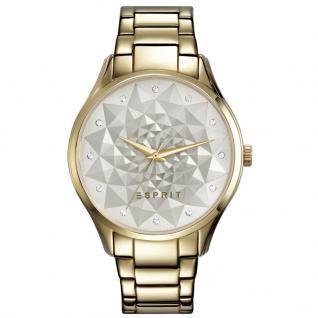 Esprit ES109022002 esprit-tp10902 Uhr Damenuhr Edelstahl gold