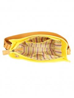 Esprit Damen Handtasche Tasche Drew Hobo shoulderbag Gelb 050EA1O309 - Vorschau 2