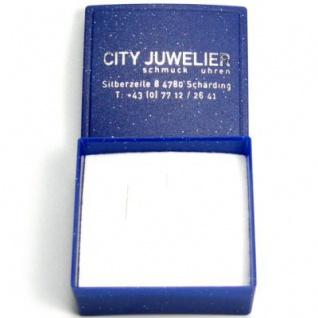 Basic Silber 22.VX415 Damen Charms Käfer Silber blau schwarz gelb - Vorschau 3