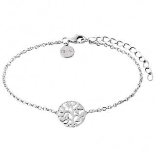 XENOX XS2897 Damen Armband Lebensbaum Symbolic Power Silber 20 cm