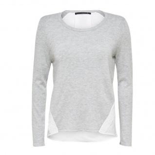 0bc712177ecc19 Only Damen Pulli Strick METTE Mix Pullover Knit Grau L 15107101-1