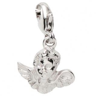 Basic Silber 22.VX485 Damen Charms Engel Silber