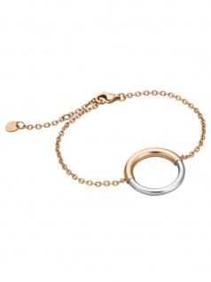 Esprit ESBR00322317 Damen Armband Tint Bicolor Rose 21 cm