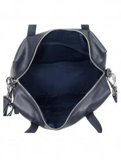 Esprit Damen Handtasche Tasche Ally City Bag Blau 010EA1O312-400 - Vorschau 2