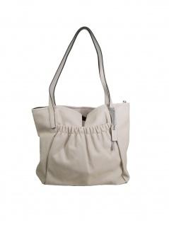 Esprit Damen Handtasche Tasche Henkeltasche Darcy Shopper Beige - Vorschau 1