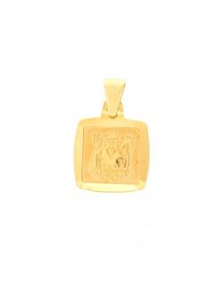 Gerry Eder 24.9022WM Anhänger Wassermann 14 Karat (585) Gelbgold Gold