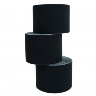 60 Rollen Kinesiologie-Tape 5 m x 5, 0 cm schwarz (EUR 0, 51 / m)