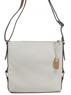 Esprit Damen Handtasche Tasche Cheryl Shoulderbag Weiß 028EA1O041-E295