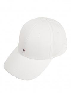 Tommy Hilfiger Kappe Cap Baseballcap Classic BB Cap OneSize Weiß