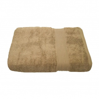 Julie Duschtuch Sand Frottee Baumwolle 500g/m2 Handtuch 70 x 140 cm